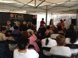 Exposición Reliquias del Tibet