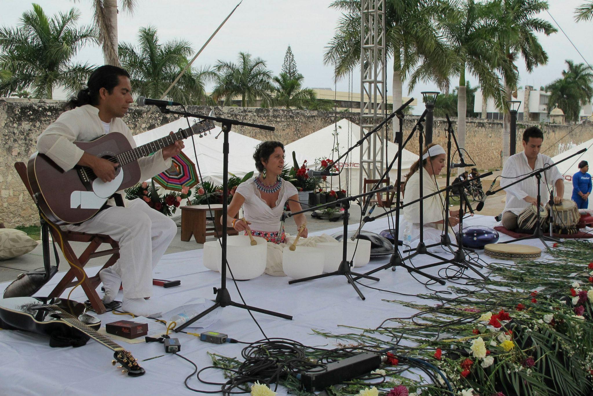 Festival Xicome, Campeche