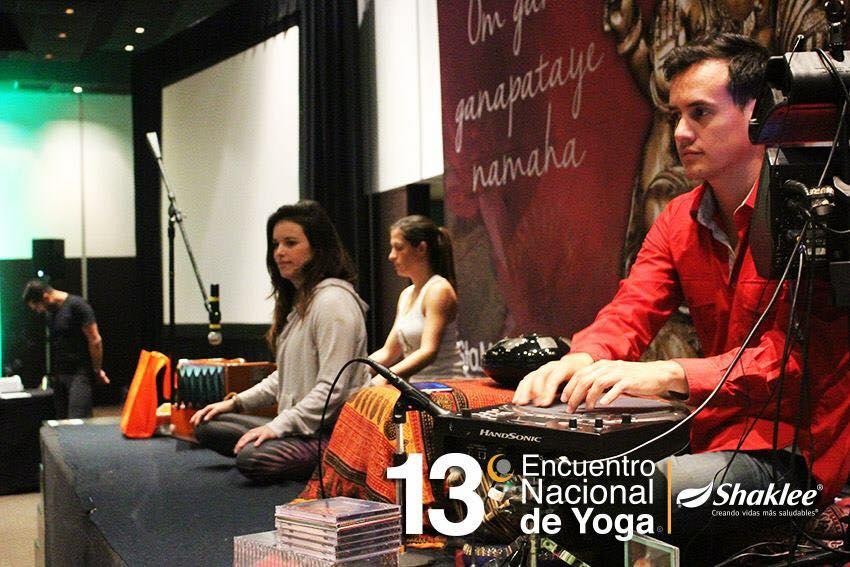 Encuentro Nacional de Yoga