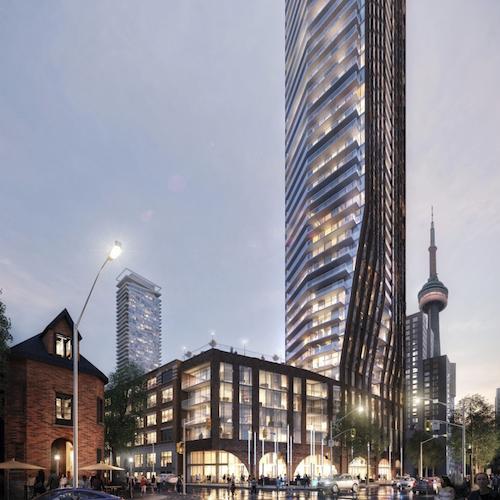 283 Adelaide Street West, Toronto