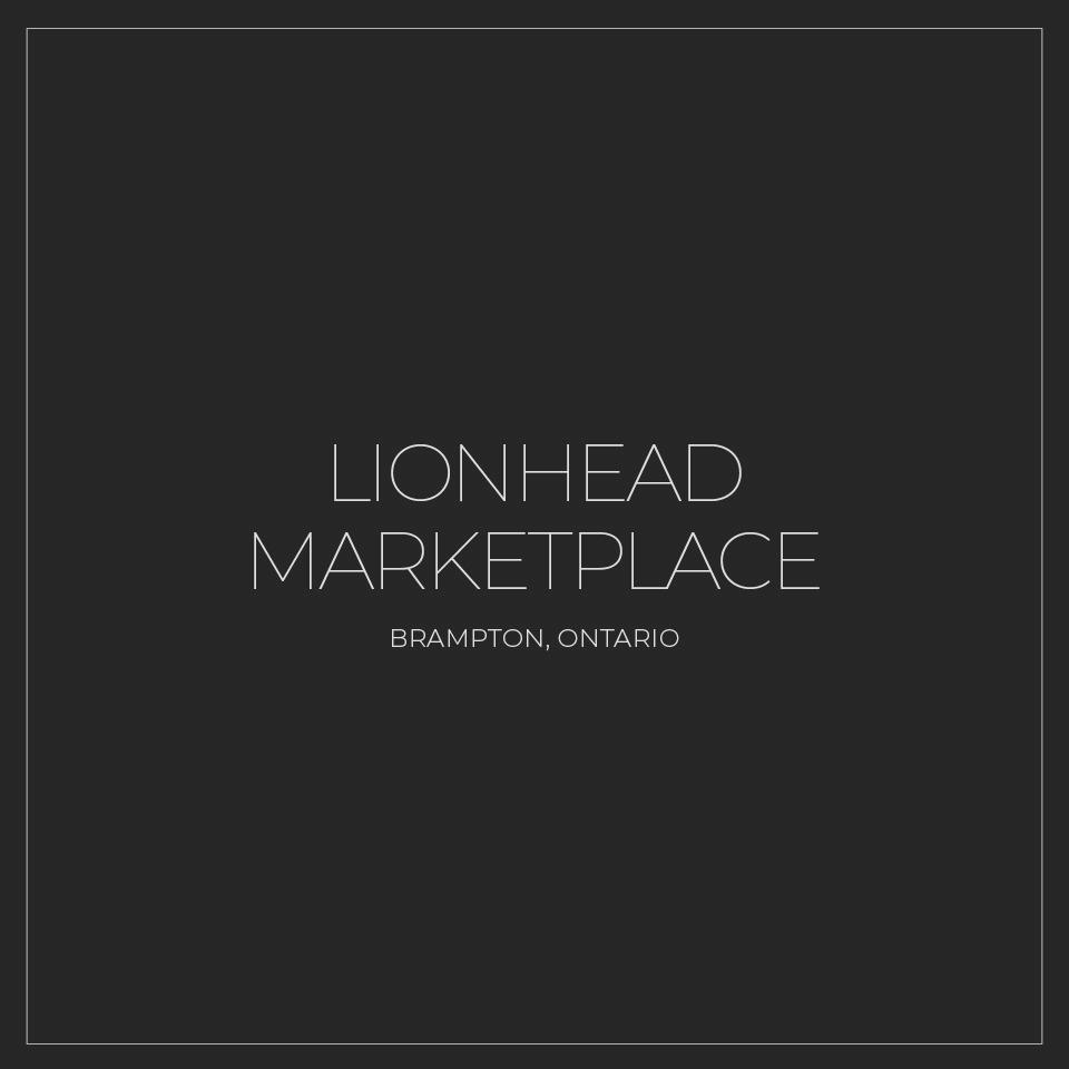 Lionhead Marketplace, Brampton