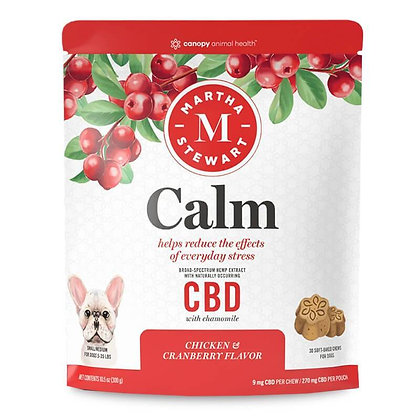 Soft-Baked Calm Dog Chews - 9mg-26mg