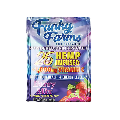 Berry Mix - 25mg
