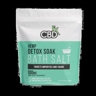 Detox Bath Salt - 100mg