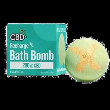 Recharge Eucalyptus Bath Bomb - 200mg