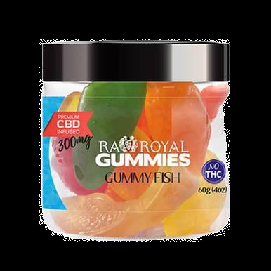 Fish Gummies - 300mg-1200mg