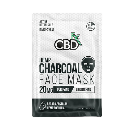 Face Mask Charcoal - 20mg