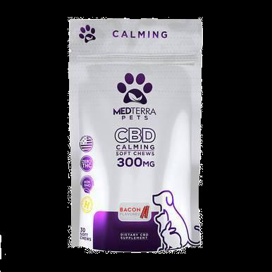 Bacon Calming Soft Chews - 300mg