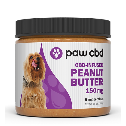 Peanut Butter - 150mg-600mg