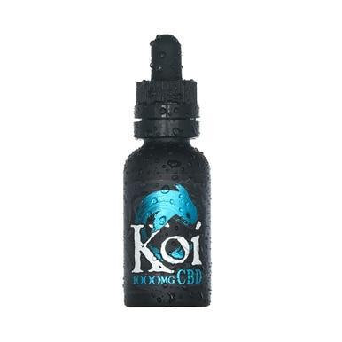 Vape Juice - Blue Koi - 100mg-1000mg