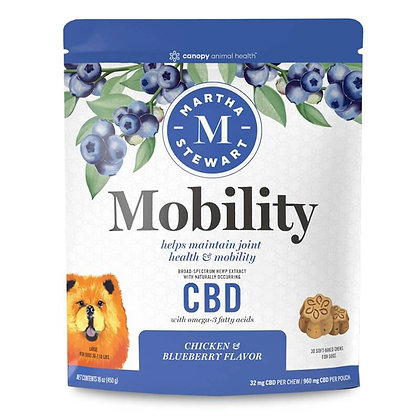 Soft-Baked Mobility Dog Chews - 11mg-32mg