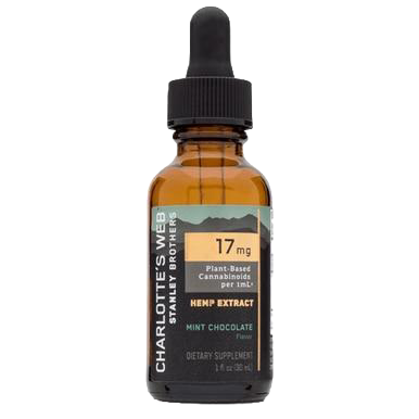 Full Spectrum Mint Chocolate - 17mg/1mL