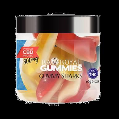 Sharks Gummies - 300mg-1200mg
