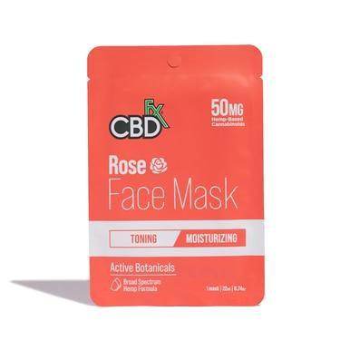 Face Mask Rose - 50mg