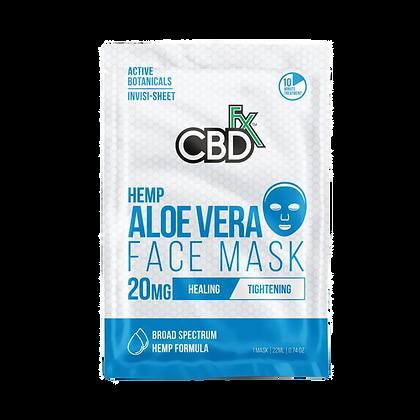 Face Mask Aloe Vera - 20mg