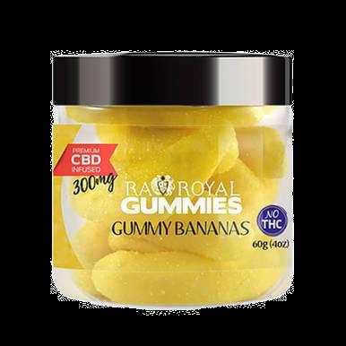 Banana Gummies - 300mg-1200mg