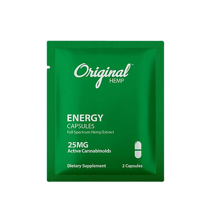 Energy 2 Pack - 25mg