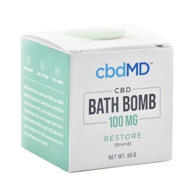 Restore Bath Bomb - 100mg