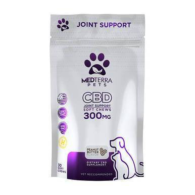 Peanut Butter Joint Support Chews - 300mg