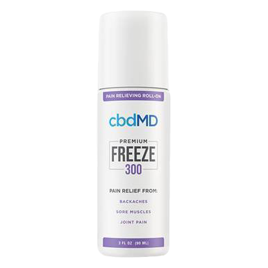 Freeze Cold Therapy - 300mg-1500mg