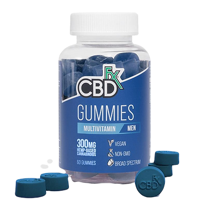 Men's Multivitamin Gummies - 5mg