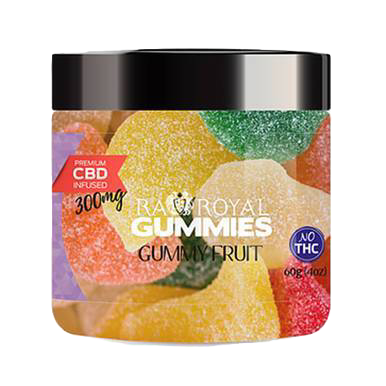 Gummy Fruit Gummies - 300mg-1200mg