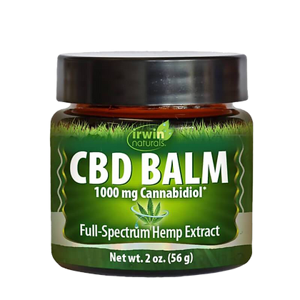 Full Spectrum Balm - 250mg-1000mg