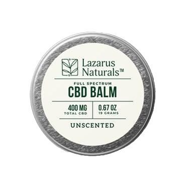 Unscented Full Spectrum Balm - 300mg-1200mg