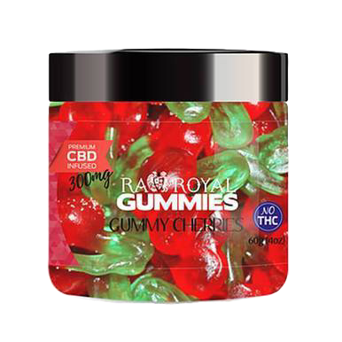 Cherries Gummies - 300mg-1200mg