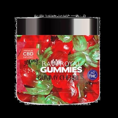 Cherries Gummies - 300mg-1200mg