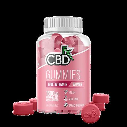 Womens Multivitamin Gummies - 25mg