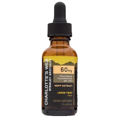 Full Spectrum Lemon Twist - 60mg/1mL
