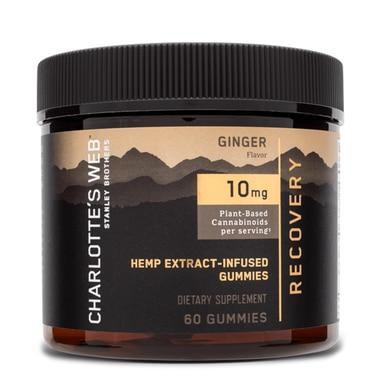 Recovery Hemp Extract Gummies - 10mg