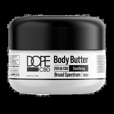 Broad Spectrum Body Butter - 200mg