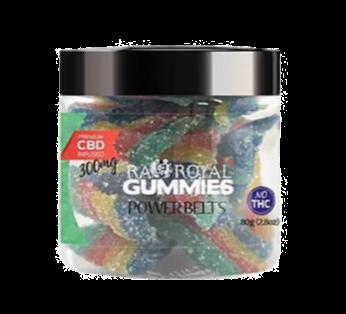 Power Belts Gummies - 300mg-1200mg