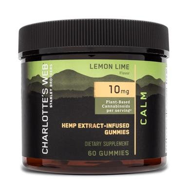 Calm Hemp Extract Gummies - 10mg