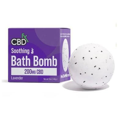 Soothing Lavender Bath Bomb - 200mg