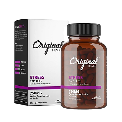Capsules Stress - 750mg