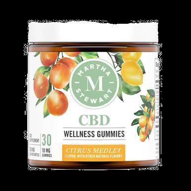 Citrus Medley Gummies - 300mg