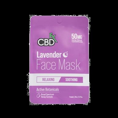 Face Mask Lavender - 50mg
