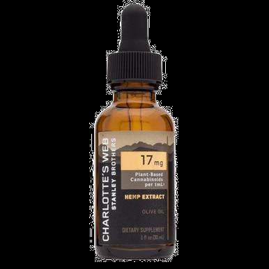 Full Spectrum Olive Oil (Natural) - 17mg/1mL
