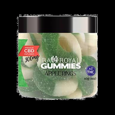 Apple Ring Gummies - 300mg-1200mg