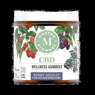 Berry Medley Gummies - 300mg