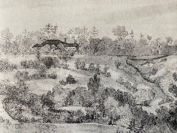 Rosedale circa 1835, Willian and Mary Ja