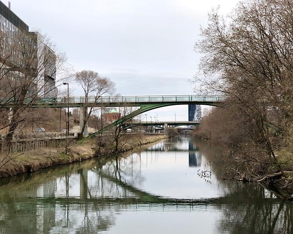 PHOTO 3 View of Don River from the smlle