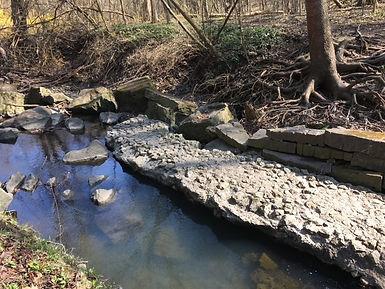 Ruins of Channelization - Yellow Creek,