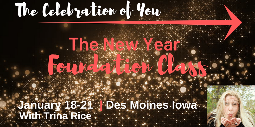 The New Year Foundation Class