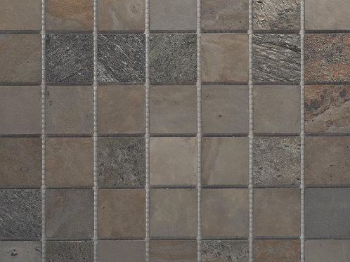 951 Beige Stone/Copper Stone/Slate Mosaic
