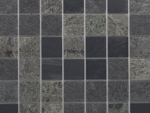 952 Slate/Lava Stone/Sea Stone Mosaic
