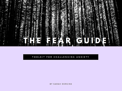 The Fear Guide: Anxiety Toolkit